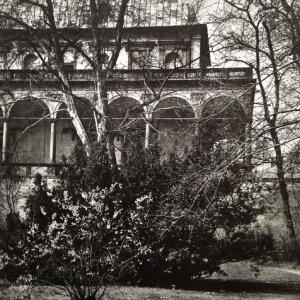 Josef Sudek – 8.1. Procházka po Chotkových sadech, 1970