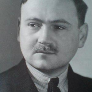 Josef Sudek – Gejza Vámoš – slovenský prozaik