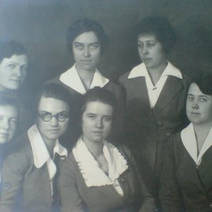František Drtikol – YVCA děvčata