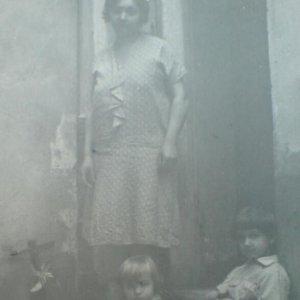 Jaroslav Rössler – rodinná fotografie