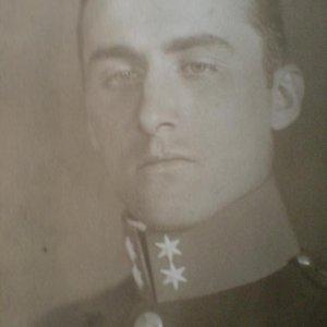 František Drtikol – vojenský rakouský důstojník 1913
