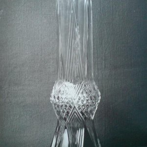 Josef Rosipal – ARTĚL – skleněná váza