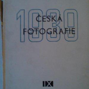 časopis svazu českých fotografů amatérů – Česká fotografie 1939 IX. ročník