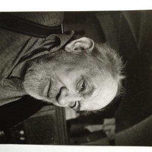 Miloš Šindelář – velký portrét Josefa Sudka