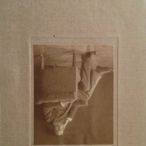 František Drtikol – portrét sedícího muže