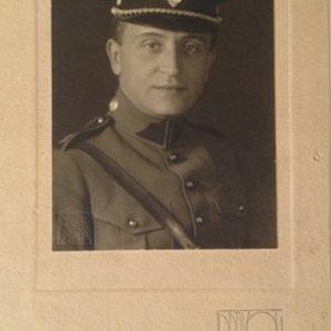 František Drtikol – portrét vojáka 1. republika