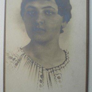 František Drtikol – portrét mladé dívky