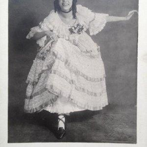 František Drtikol – Ervina Kupferová – tanečnice