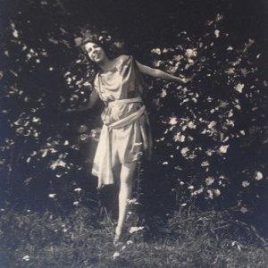 František Drtikol – Ervína Kupferoová – tanečnice, manželka Fr. Drtikola