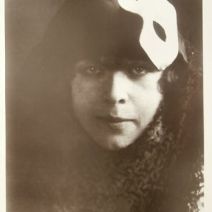 František Drtikol – PORTRÉT/1922 PIGMENT