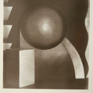 František Drtikol – KLIDNÝ KOUT /1925 PIGMENT