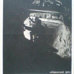 František Drtikol – Příbramské doly – originál foto