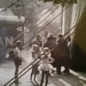 Erich Einhorn – Za manéží, 1958
