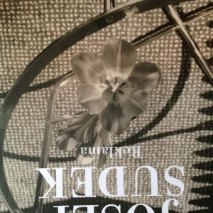 Josef Sudek – REKLAMA