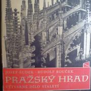 Pražský hrad 1.vydání