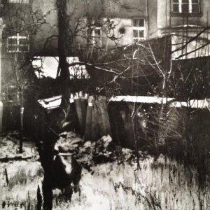 Josef Sudek – 4.1. Okna mého ateliéru, 1954