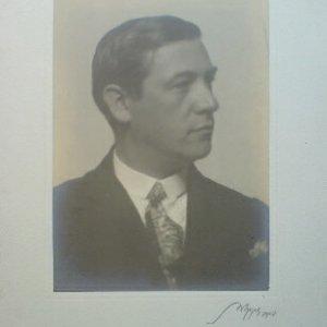 foto Alois Zych (1874-1943) – 1. portrét muže