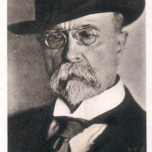 František Drtikol – T. G. Masaryk (1)