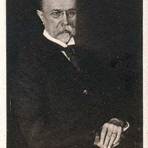 František Drtikol – T. G. Masaryk (3)