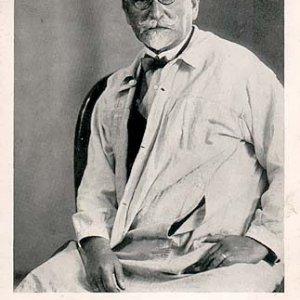 František Drtikol – Alfons Mucha