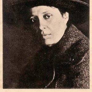 František Drtikol – Dr. Alice Masaryková – dcera TGM