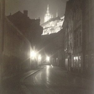 J. Svoboda – Praha v noci, album fotografií