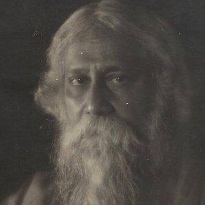 foto Vaněk Praha – RABÍNDRANÁTH THÁKUR – bengálský básník, filosof