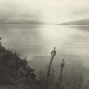 foto Sláva Štochl – ŠUMAVA – Lipenské jezero