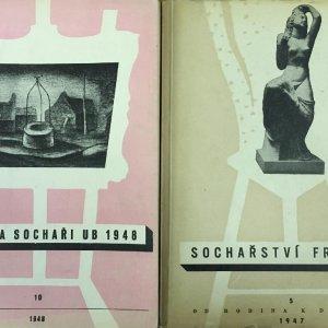 DRTIKOL – katalogy k výstavám – Drtikolova knihovna