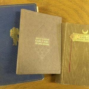 DRTIKOL – soubor knih z knihovny Františka Drtikola a jeho manželky Ervíny