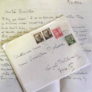 Drtikol – rady k duchovní cestě obálka+dopis