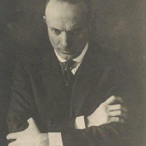 Drtikol – 52. Bernarolino Molinari – italský dirigent autogram + datace!!