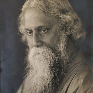 František Drtikol – RABÍNDRANÁTH THÁKUR – bengálský básník a filosof