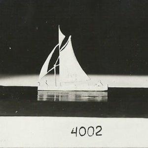 František Drtikol – art- deco – lodička