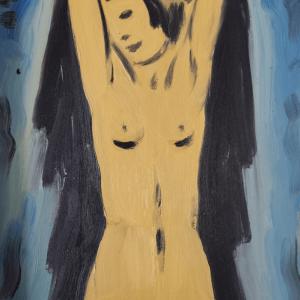 František Drtikol – žlutý akt
