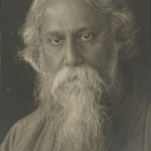 František Drtikol – RABÍNDRANÁTH THÁKUR – bengálský básník